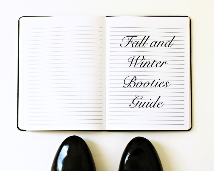 Fall and Winter Booties Guide