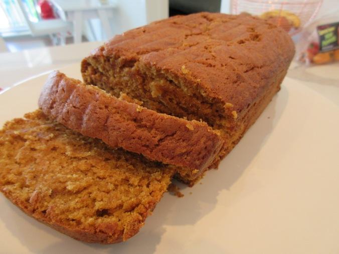 pumpkin bread 8