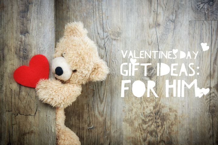 Valentines Day Gift Ideas: for Him